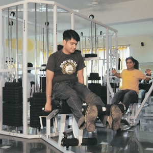 Gym & Health Club