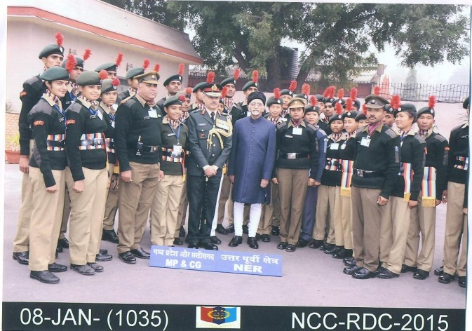National Cadet Corps (NCC) - Among the Best in India by NIRF-2016 ...