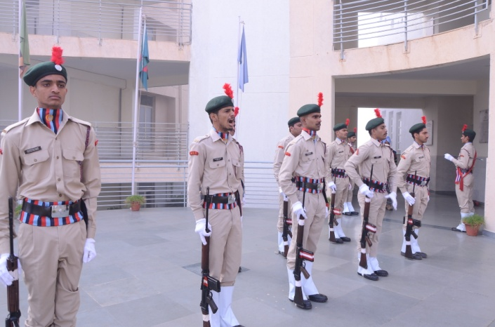 emergency management and national cadet corps The indian parliament passed the national cadet corps  and colleges in a national level the national cadet corps act was  service and youth-management.