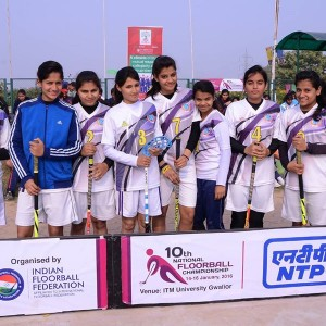 Floorball The New Frontier At ITM University Gwalior