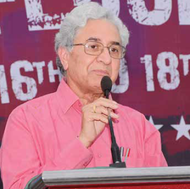 Photo of Prof. Dr. Kamal Kant Dwivedi (Vice-Chancellor) of ITM University