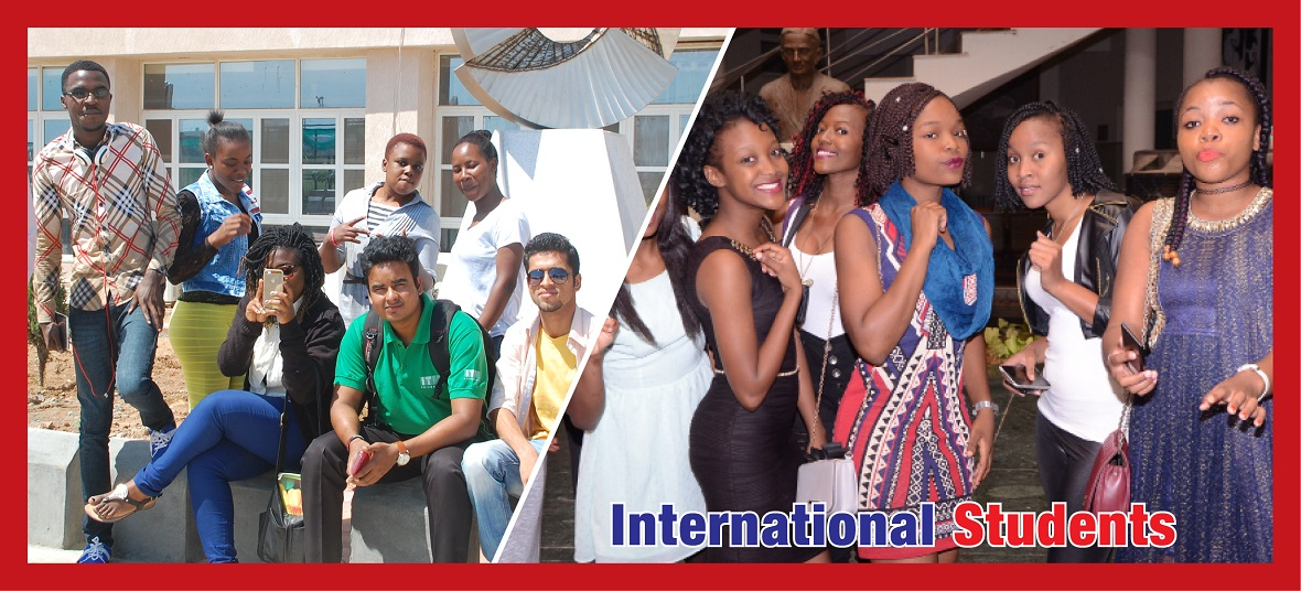 International Admissions At ITM University