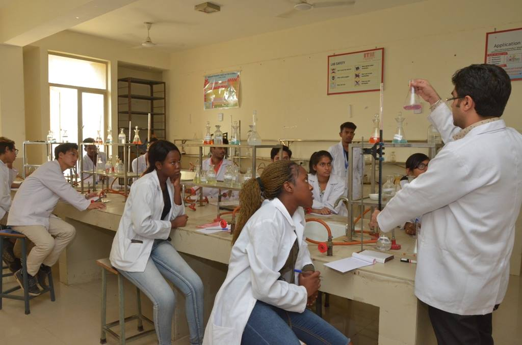 Why ITM University Is The Top Choice For B Pharma Course In Gwalior?