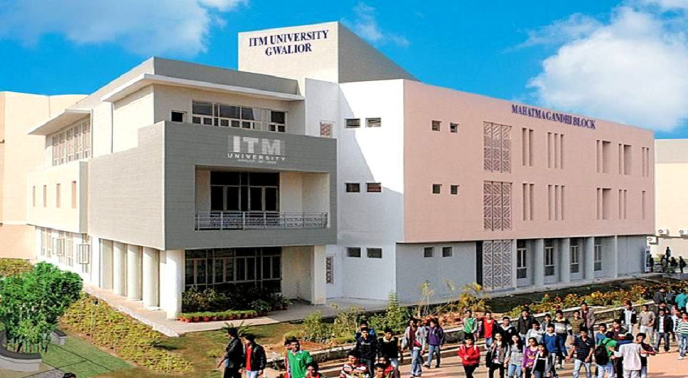 Best Management College In India – ITM University