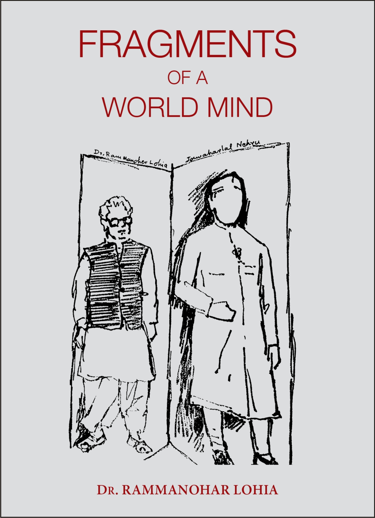 Fragments of a world mind